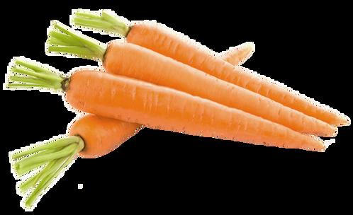 como engordar saudavel cenoura