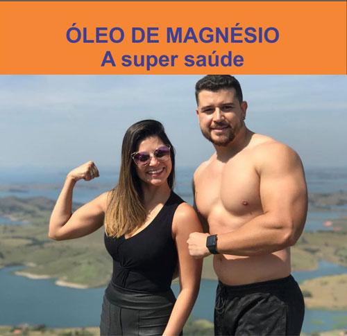 cloreto de magnesio oleo de magnesio